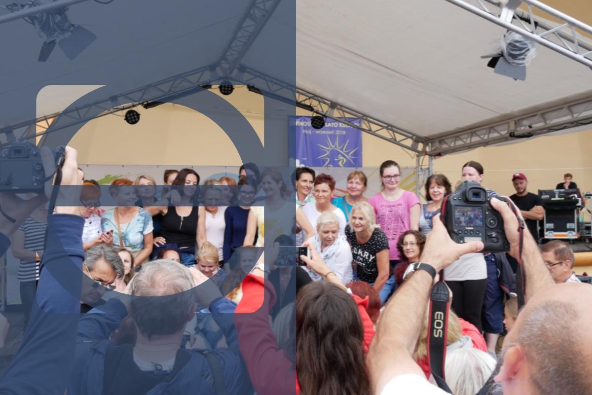 """Organizacja festiwalu """"Wakacyjne Miasto Kobiet"""""""